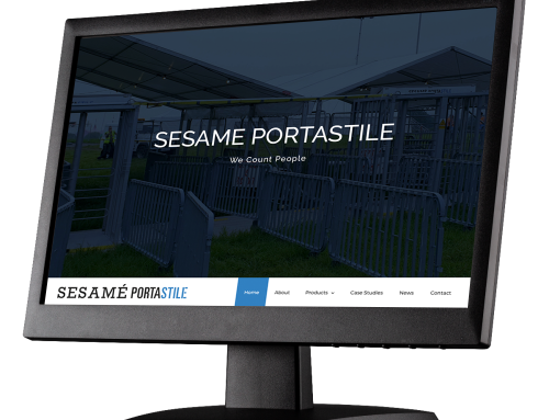 INTRODUCING THE NEW SESAMEPORTASTILE.COM WEBSITE